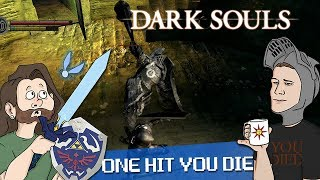 Dark Souls Nintendo Switch: ONE HIT YOU DIE - PART 11 - Those Gamer Guys
