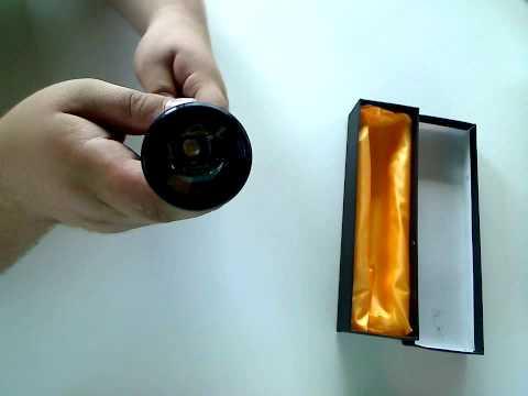 Lanterna Profesionala POLICE 50W ZOOM si Lupa - 22cm
