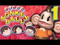 Super Monkey Ball: Fall Out Boy - PART 1 - Grumpcade