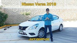 Nissan Versa Sense 2018 Prueba a fondo! Es tiempo de cambiar la página...