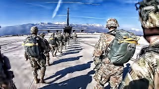 Wanna Be An Army Paratrooper? • U.S. Airborne Training