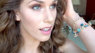 EveryDay Makeup Routine: Smokey Summer Eye, Lips & A Bright Outlook Tutorial!