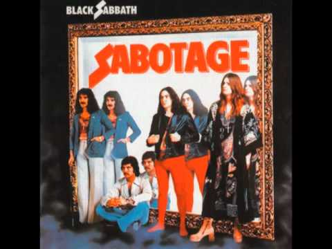 Black Sabbath - Megaomania