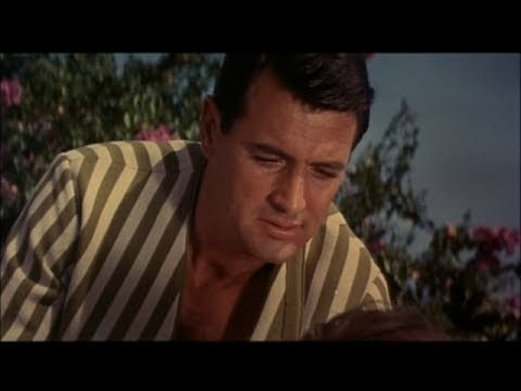 Rock Hudson -  Come September  Trailer - 1961