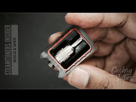 Steamtuners Insider Coiling & Wicking Tutorial