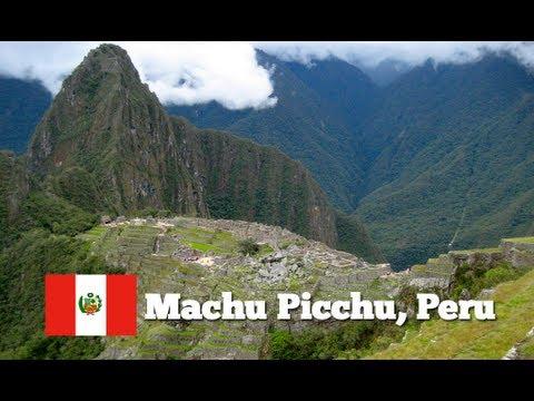 Machu Picchu, Peru -