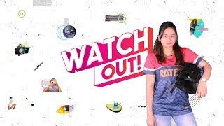 WatchOut - Bila Hafizh Syahrin Pun Ber Sha La La !!