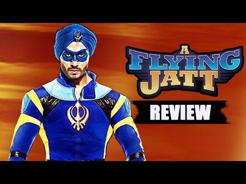 A Flying Jatt Full MOVIE REVIEW | Tiger Shroff, Jacqueline Fernandez, Nathan Jones