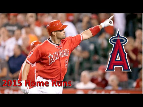 Albert Pujols | 2015 Home Runs