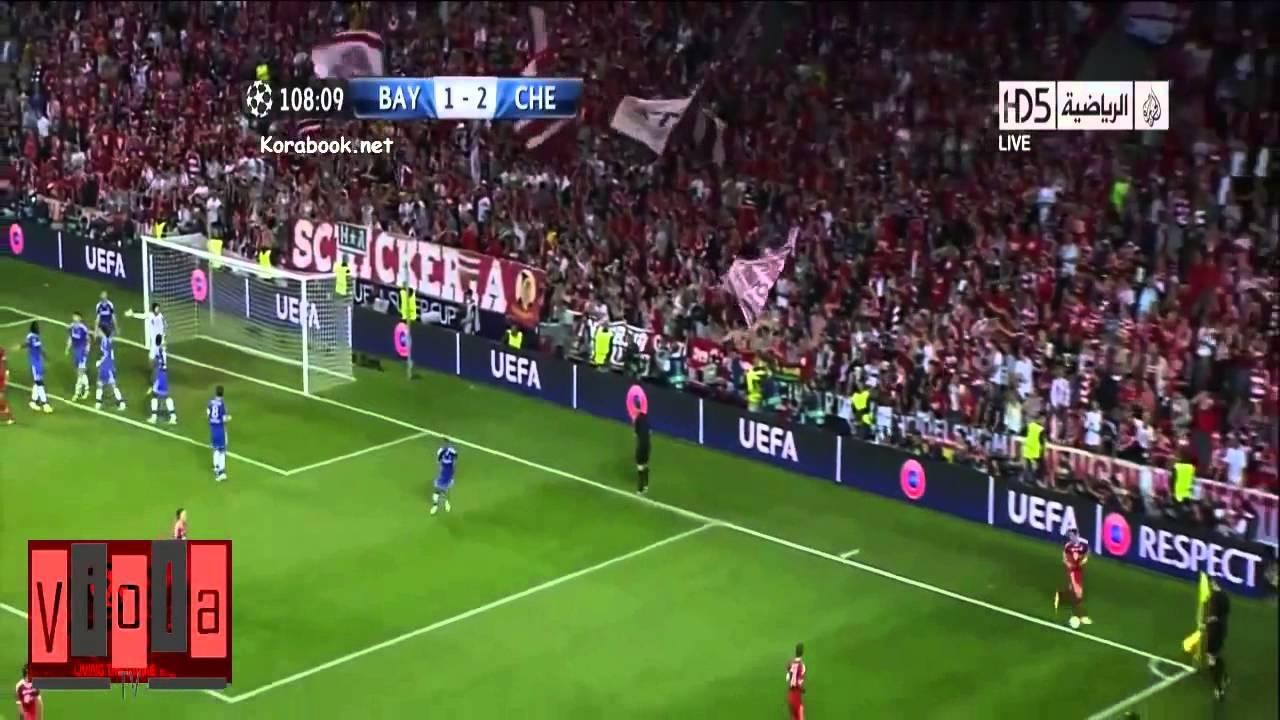 «Бавария» — «Арсенал» Лучшие моменты Видео