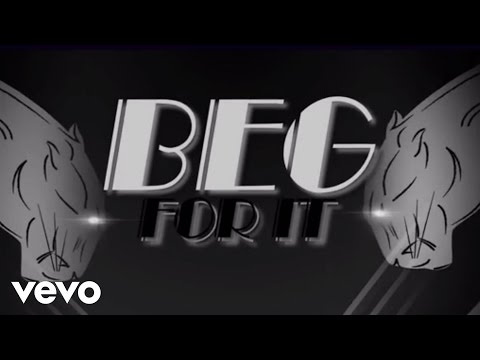 Iggy Azalea - Beg For It Feat Mø