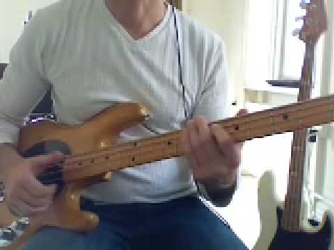L32 slap bass in E