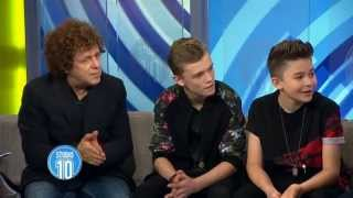 Bars And Melody: Interview On Studio 10