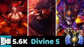 DIVINE 5  LINA BS LION