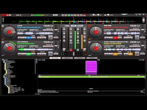 [House Muzic] VirtualDJ FREE 4 Decks ~ DJ WuuZzAa - Phazing [2k11]