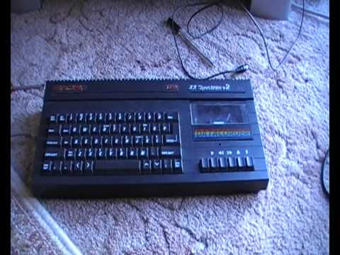 The Tech Drawer: Sinclair Spectrum Review Part 1