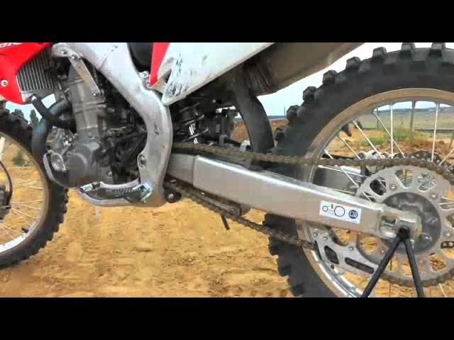 Vid�o Test Honda CRF450R 2012 : 1er essai vid�o par Moto-Station.com !