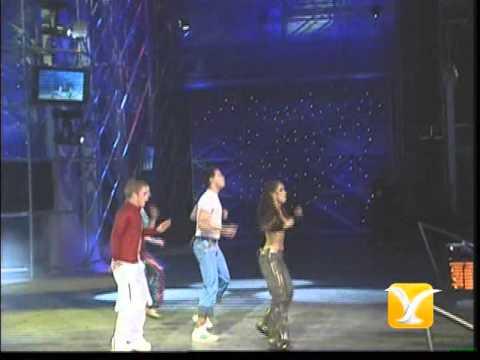 Vengaboys, Shalala Lala - Kiss - Uncle John From Jamaica, Festival De Viña 2001 video