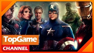[Topgame] Top 5 game điện thoại hay đề tài siêu anh hùng-MARVEL