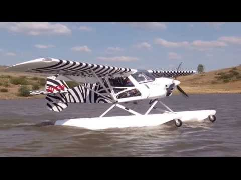 SkyReach BushCat Light Sport Amphibian Seaplane
