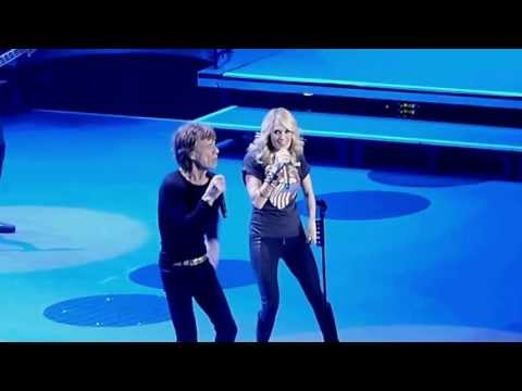 Rolling Stones with Carrie Underwood - It's Only Rock & Roll`2013