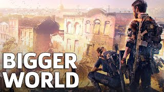 Division 2's Bigger Map and Difficult Endgame Reaction