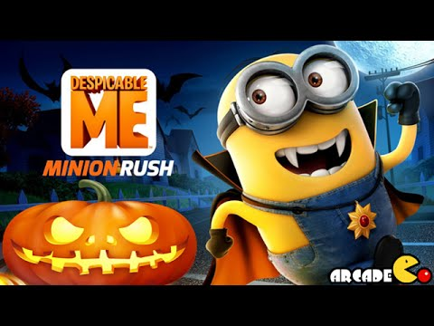Despicable Me 2: Minion Rush - Firewalk Wednesday And Weekly Contest video