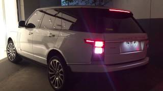 Range Rover Autobiography Review Best