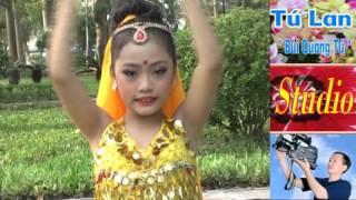 Múa a Li Ba Ba-bé Hương Giang