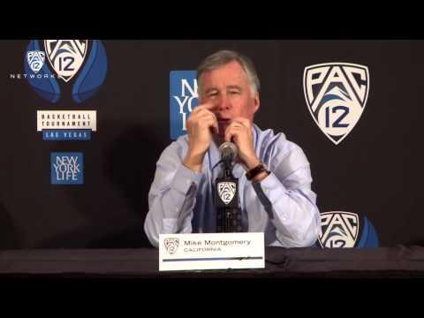 Cal Men's Basketball: Colorado Post Game Press Conference (3/13/14)