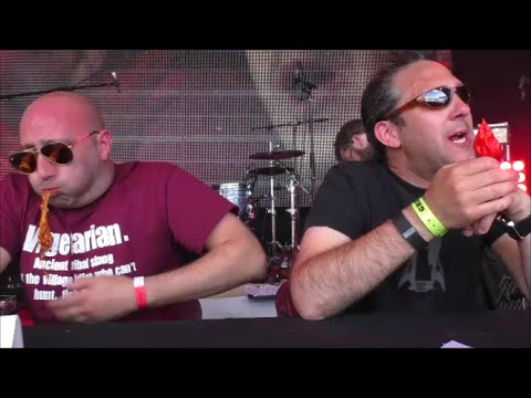 Chilli Eating Competition | Grillstock Bristol | Saturday 11th July 2015