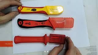 Нож для разделки кабеля своими руками 9