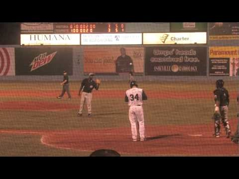 Nolan Arenado Hits A Walkoff Homerun For Asheville Tourists