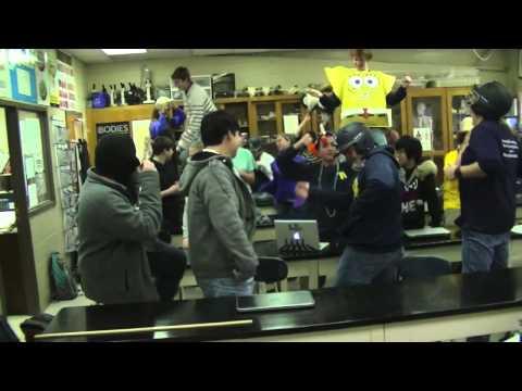 Tuscaloosa Academy harlem shake
