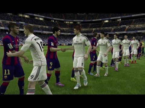 ??? ??? ?? ?????: FIFA 15 ??? Pro Evolution Soccer 2015? ????????? ???