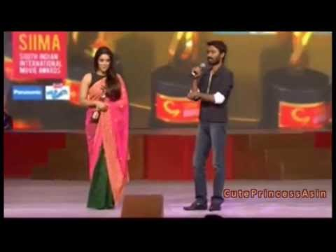 Asin  Siima Award 2013: Pride Of South Indian Cinema video