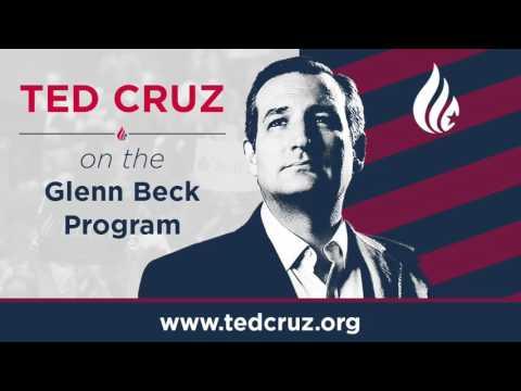 Ted Cruz on the Glenn Beck Program | July 8, 2016