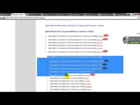 Como Formatar Tablet Navcity 1720 #2