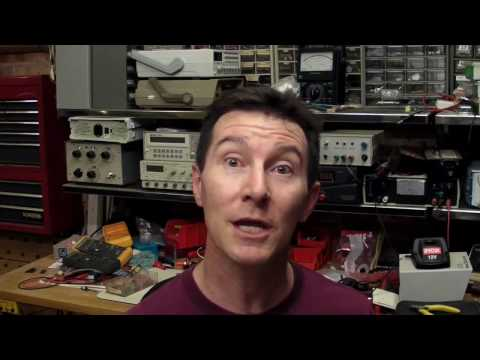 EEVblog #42 - Exploding Capacitors in High Speed