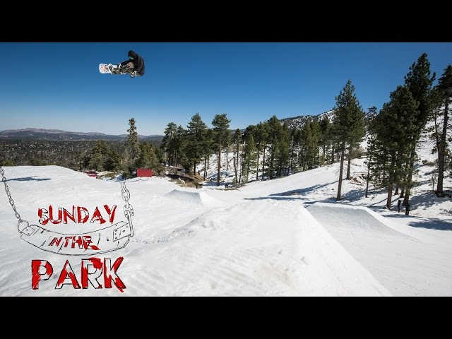 SUNDAY IN THE PARK 2015 EPISODE 11