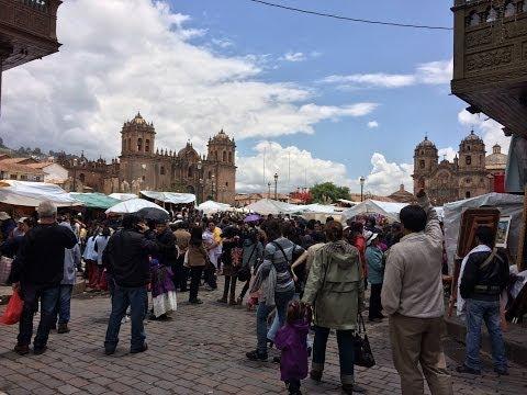 Cusco Peru City Highlights