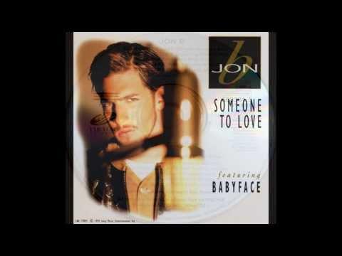 Jon B. featuring Babyface - Someone To Love (HQ)