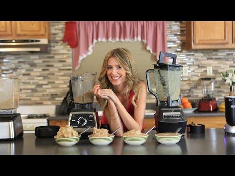 Blender - Ice Cream - Recipes - Blendtec vs Vitamix - Nutribullet vs Ninja - Blender Review.