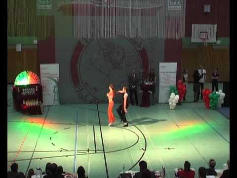 Shirley Urban & Sebastian Mattern - Landesmeisterschaft NRW 2013