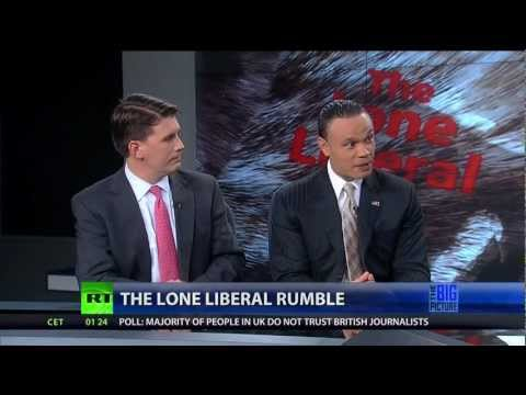 Lone Liberal Rumble - Thom found the money fairy!