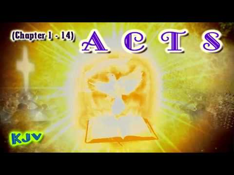 (44) The Acts Of The Apostles Pt.1 (chapter 01-14) - (kjv) King James Version video