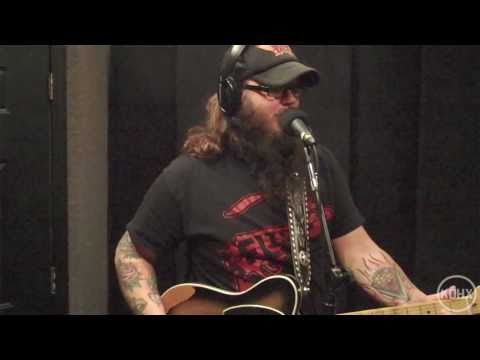 """Whitey Morgan and the 78s """"Bad News"""" Live at KDHX 3/26/11 (HD)"""