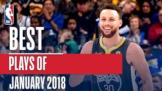 Best Plays of the Month   January 2018