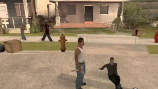 Cj Big Boss bien multimillonario - Gta San Andreas Loquendo