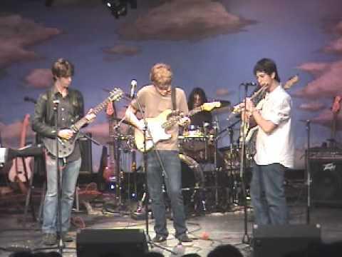 '12th Street Rag' Jimmy Bryant - Paul Green School of Rock All-Stars